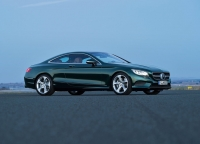 Mercedes-Benz S-Class Coupe photo
