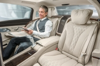 Mercedes-Benz S-Class Maybach 2015 photo