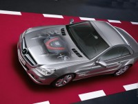 Mercedes-Benz SL-Class 2008 photo