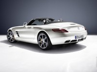 Mercedes-Benz SLS AMG Roadster photo