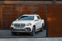 Mercedes-Benz X-class photo