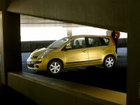 Nissan Note 2007 photo