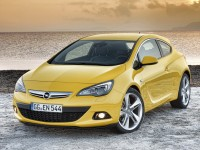 Opel Astra J GTC photo