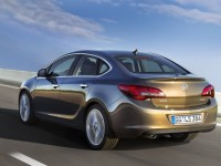 Opel Astra J photo