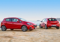 Opel Corsa 2015 photo