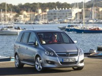 Opel Zafira II photo