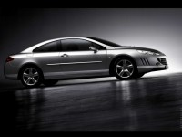 Peugeot 407 Coupe photo