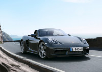 Porsche 718 Boxster photo