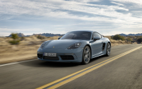 Porsche 718 Cayman photo