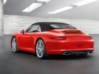 Porsche 911 Carrera Cabriolet 2012 photo