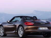 Porsche Boxster 2012 photo