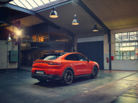Porsche Cayenne Coupe photo