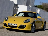 Porsche Cayman 2009 photo