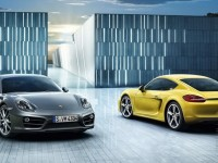 Porsche Cayman 2013 photo