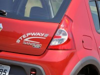 Renault Sandero Stepway 2009 photo