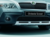 Skoda Octavia A5 Combi Scout 2007 photo