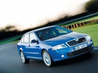 Skoda Octavia RS A5 photo