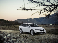 Skoda Octavia Scout 2017 photo