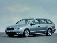 Skoda Superb Combi 2008 photo