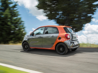 Smart forfour photo