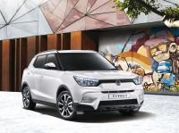 SsangYong Tivoli photo