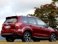 Subaru Forester 2012 photo