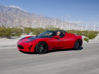 Tesla Roadster photo