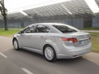 Toyota Avensis 2009 photo