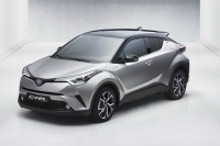 Toyota C-HR 2016 photo