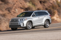 Toyota Highlander 2017 photo