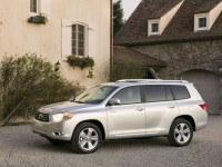Toyota Highlander 2007 photo