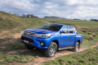 Toyota Hilux photo