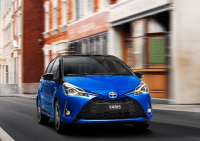 Toyota Yaris 2017 photo