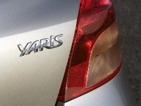 Toyota Yaris 2005 photo