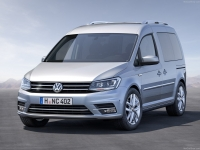 Volkswagen Caddy 2016 photo