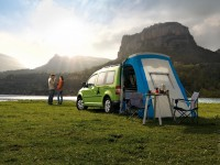 Volkswagen Caddy 2010 photo