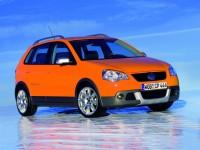 Volkswagen Cross Polo 2006 photo