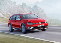 Volkswagen Golf Alltrack photo