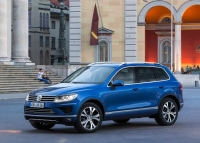 Volkswagen Touareg 2015 photo