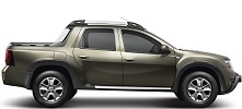 Renault Duster Pickup
