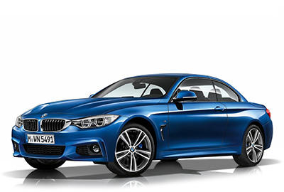 BMW 4 Series Convertible F33