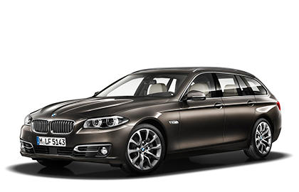 BMW 5 Series Touring 2013