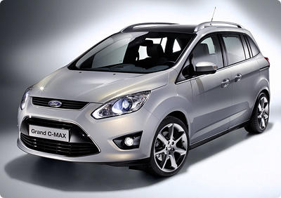 Ford Grand C-MAX 2013