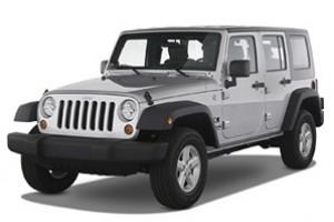 Jeep Wrangler Unlimited 2008