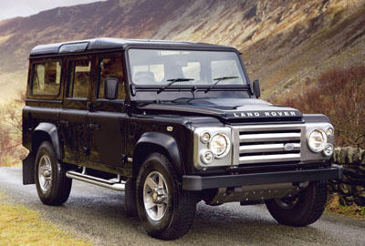 Land Rover Defender 110 2012