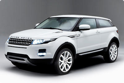 Land Rover Evoque 2011