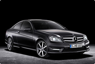 Mercedes-Benz C-Class Coupe 2011