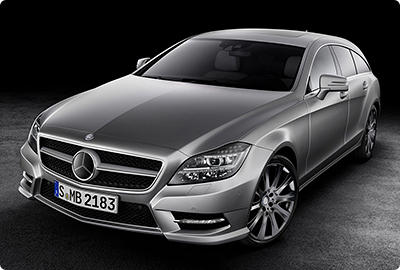 Mercedes-Benz CLS Shooting Brake 2011