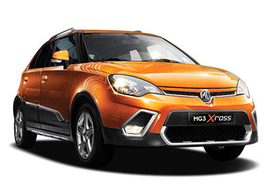 MG 3 Cross