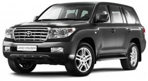 Toyota Land Cruiser 200 2011